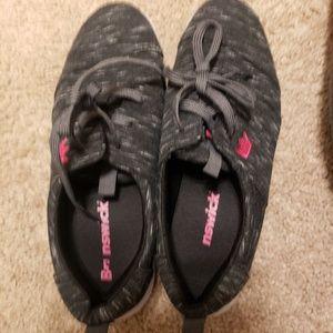 Brunswick Ladies Envy Bowling Shoes Grey